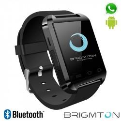 Smartwatch Brigmton BT2 Bluetooth Preto