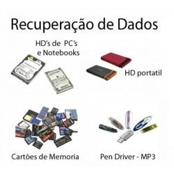 Recuperação de Dados