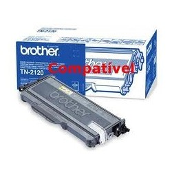 Brother Compativel TN-2120 Toner Black