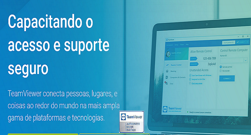TeamViewer Partner - Consulte-nos!!